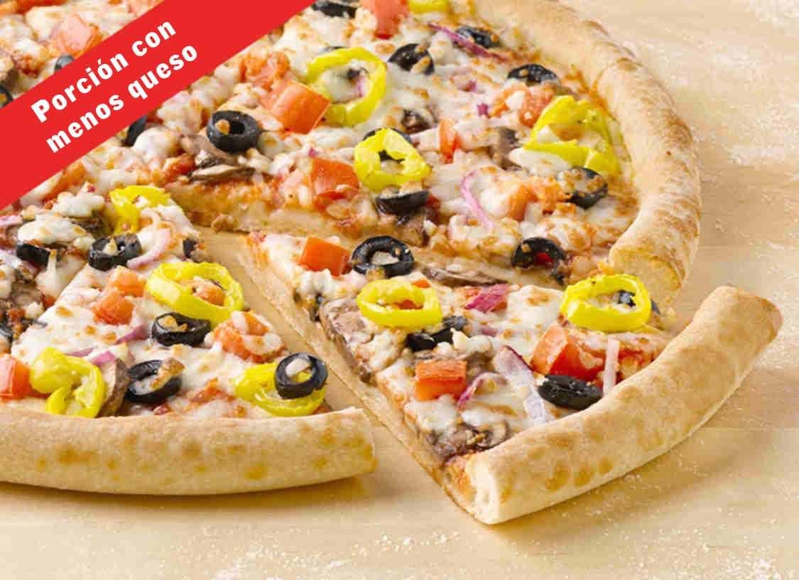 Pizza Mediterranean Veggie
